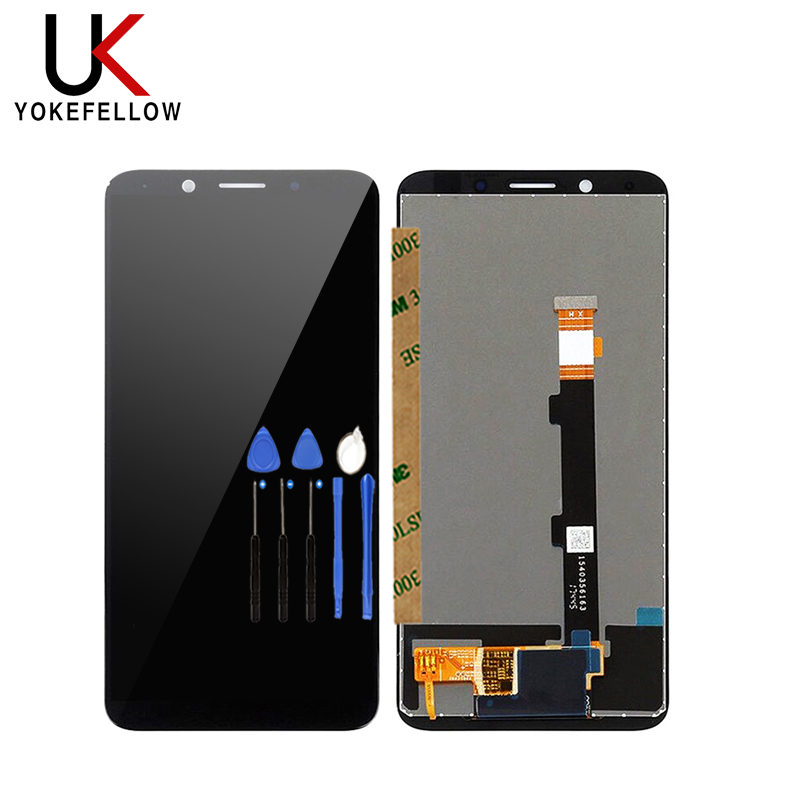 100% High Quality For <font><b>Oppo</b></font> <font><b>F5</b></font> A73 OppoF5 Full LCD <font><b>DIsplay</b></font> + Touch Screen Digitizer Assembly With Frame Free shipping image