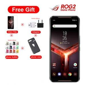 Asus Snapdragon 855 ROG Phone-Ii ZS660KL 128GB LTE/WCDMA/CDMA/GSM NFC Quick Charge 4.0