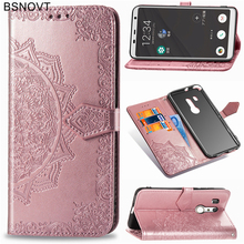 For Fujitsu Arrows Be3 F-02L Case PU Leather Soft Silicone Wallet Cover Phone Bag BSNOVT