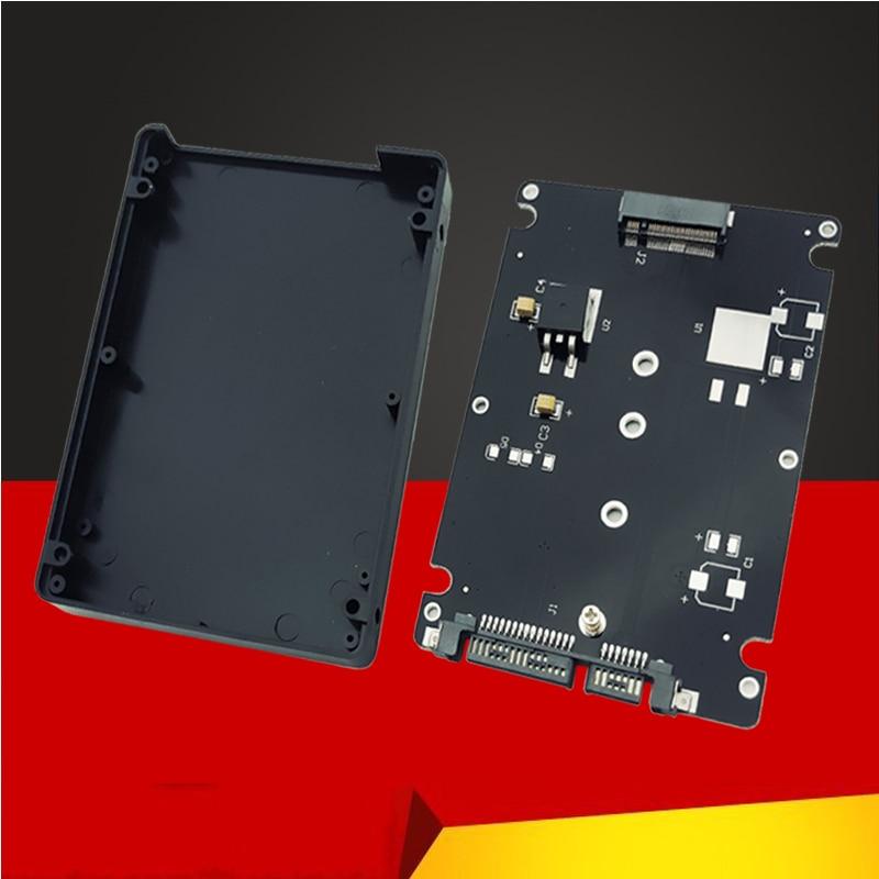 Purposeful Qindian Add On Cards Sata M.2 Adapter Ngff M.2 To Sata Adapter M.2 Ssd Adapter 2.5 Sata B Key Suppor 2230 2242 2260 2280 M2 Ssd