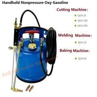 Nonpressure ossi benzina macchina di saldatura e taglio/saldatura macchina/macchina di cottura-in Attrezzatura per saldatura a gas da Attrezzi su