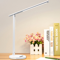LED Eye Protection Table Lamp Three Stage Power Folding Table Lamp For Dormitory Table Bedside Lamp Reading Table Lamp