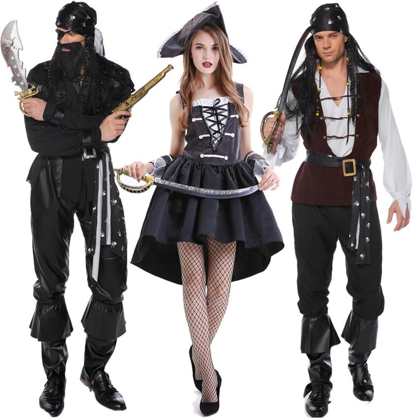Pirate-Buccaneer-Unisex-Accessory PIRATE CAPTAIN SET