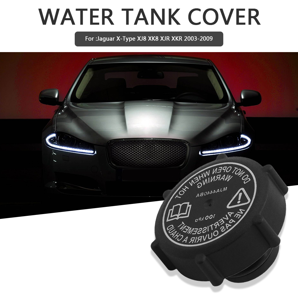 Cooling Cover Coolant Radiator Reservoir Tank Cap Cover OE 9C34 ...
