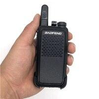 רדיו ווקי Baofeng-BF-666S ווקי-טוקי 5W 1500mAh 16CH UHF 400-470MHz דו סטרי טוקי משדר משדר רדיו ???????????? (2)
