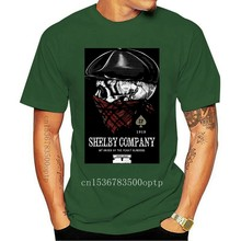 Shelby Company By Order Of The Peaky Thomas Black T-Shirt S-6Xl Harajuku Funny Tee Shirt