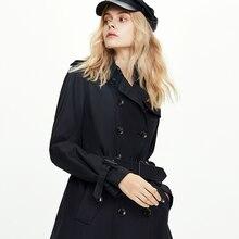 2020 осень зима женское короткое пальто и защитой от ветра куртка