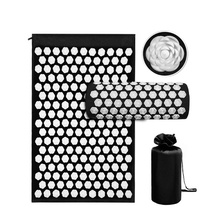 Acupressure Mat Fitness Mat Massage Yoga Mat Acupressur Relieve Stress Back Body Pain Spike For Home Pad Acupuncture Massage Set