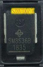 2 pçs/lote SM8S36B DO-218A [SMD]