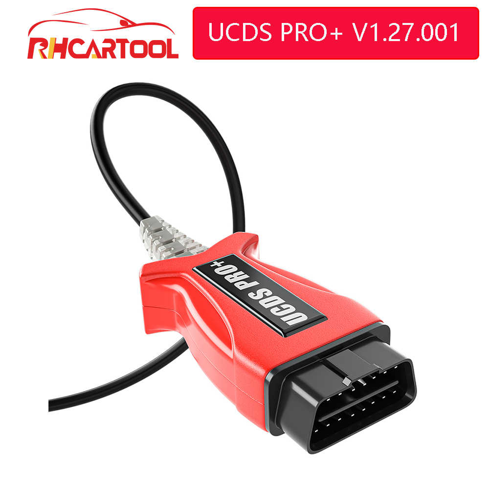 FoCOM UCDS プロ + フルライセンス V1.27.001 フルライセンスソフトウェア 35 トークン同じ機能車両通信モジュール 2