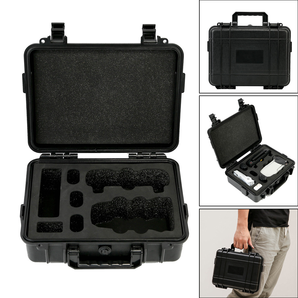 For DJI Mavic Mini Model Accessories Waterproof Weather-proof Hard Carrying Case Military Spec 1121#E