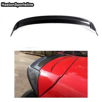 OS Style Carbon Fiber Roof Spoiler Wing For Volkswagen VW Golf 6 VI MK6 GTI & R20 2010~2013