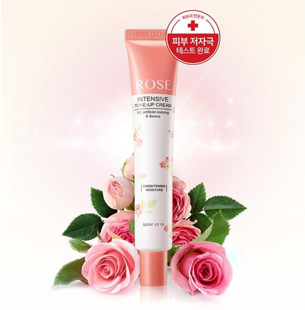 50ml coreano tom-up creme mágico clareamento poros