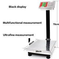 스테인레스 스틸 전자 가격 저울은 계량 규모 약국 저울  전자 저울 및 소형 바퀴라고합니다.