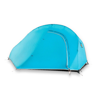 Professional single tent, ultra light 15D nylon silicon coated waterproof tent фото