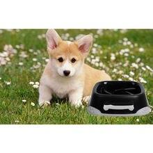 Портативная миска для домашних животных кормления собак миски