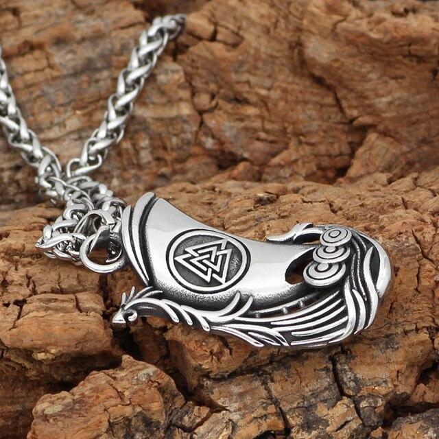 Collier Viking drakkar 3