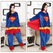 Superman onesies pajamas animal costume onesies Pajamas adult Carton Pyjamas Unisex pijamas  ,sleepwear ,pajamas set sponge onesies pajamas cartoon costume cosplay pyjamas adult animal onesies party dress halloween pijamas