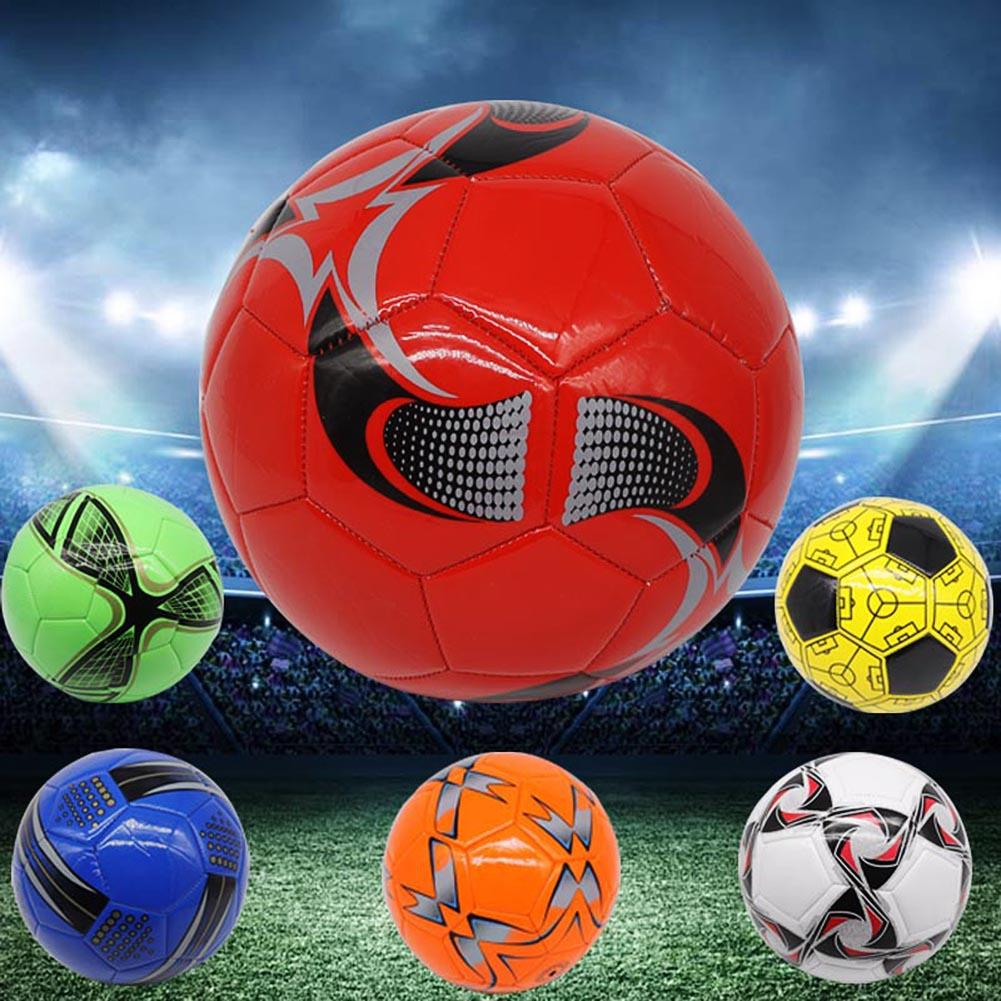 21.5cm Size 5 Children Outdoor Sports Football Team Match Training Soccer Ball