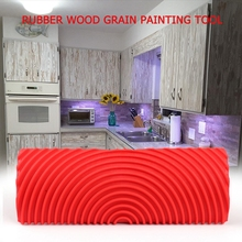 Имитация текстура дерева рисунок текстура стены искусства DIY кисть инструмент резиновый деревянная картина зерна инструмент для дома Decoration2020