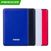 Оригинальный внешний жесткий диск 2,5 ''2 ТБ USB3.0 1 ТБ HDD портативный внешний жесткий диск HD Disco duro externo 500GB 320GB 250GB 160GB