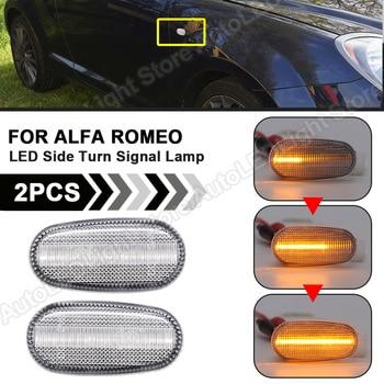 2 uds para Alfa Romeo Mito 147 GT Fiat Bravo dinámica claro...