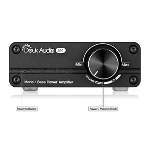 Image 2 - Nobsound mini amplificador de potência, mini subwoofer/mono channel tpa3116, digital, hifi, classe integrada, d amp 100w
