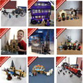 Potter Movie Serie Sammlung Modell 75945 75946 75948 75950 75951 75952 75953 75954 75955 75956 75957 75958 11344 11005 11007