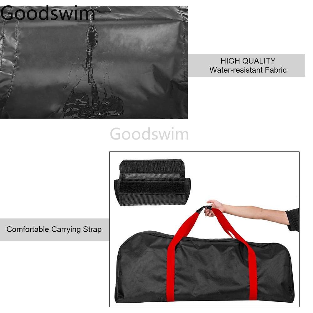 Image 4 - Портативная сумка для скутера из ткани Оксфорд, сумка для переноски Xiaomi Mijia M365 и M365 Pro, электрическая сумка для скейтборда, водонепроницаемая, устойчивая к разрывам-in Детали и аксессуары для скутера from Спорт и развлечения