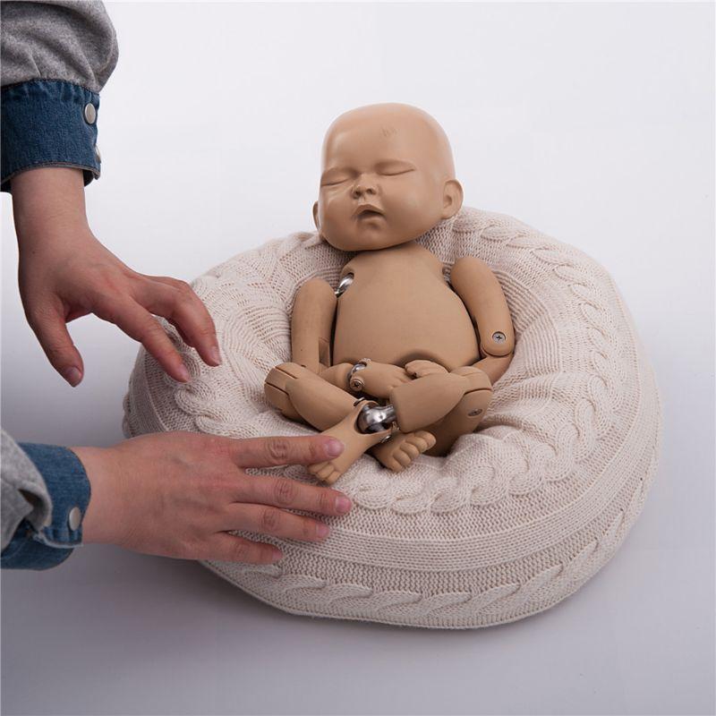 Newborn Baby Photography Prop Studio Poser Accessories Posing Bean Bag Pillow
