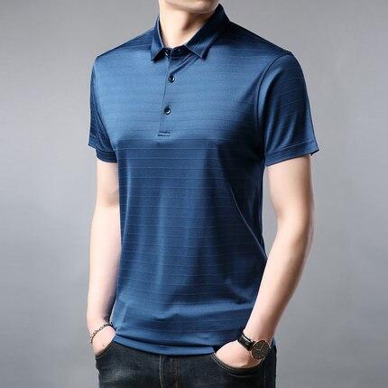 New Summer Short-sleeved T-shirt Men's Trendy Men's Clothing On The Wild  6088
