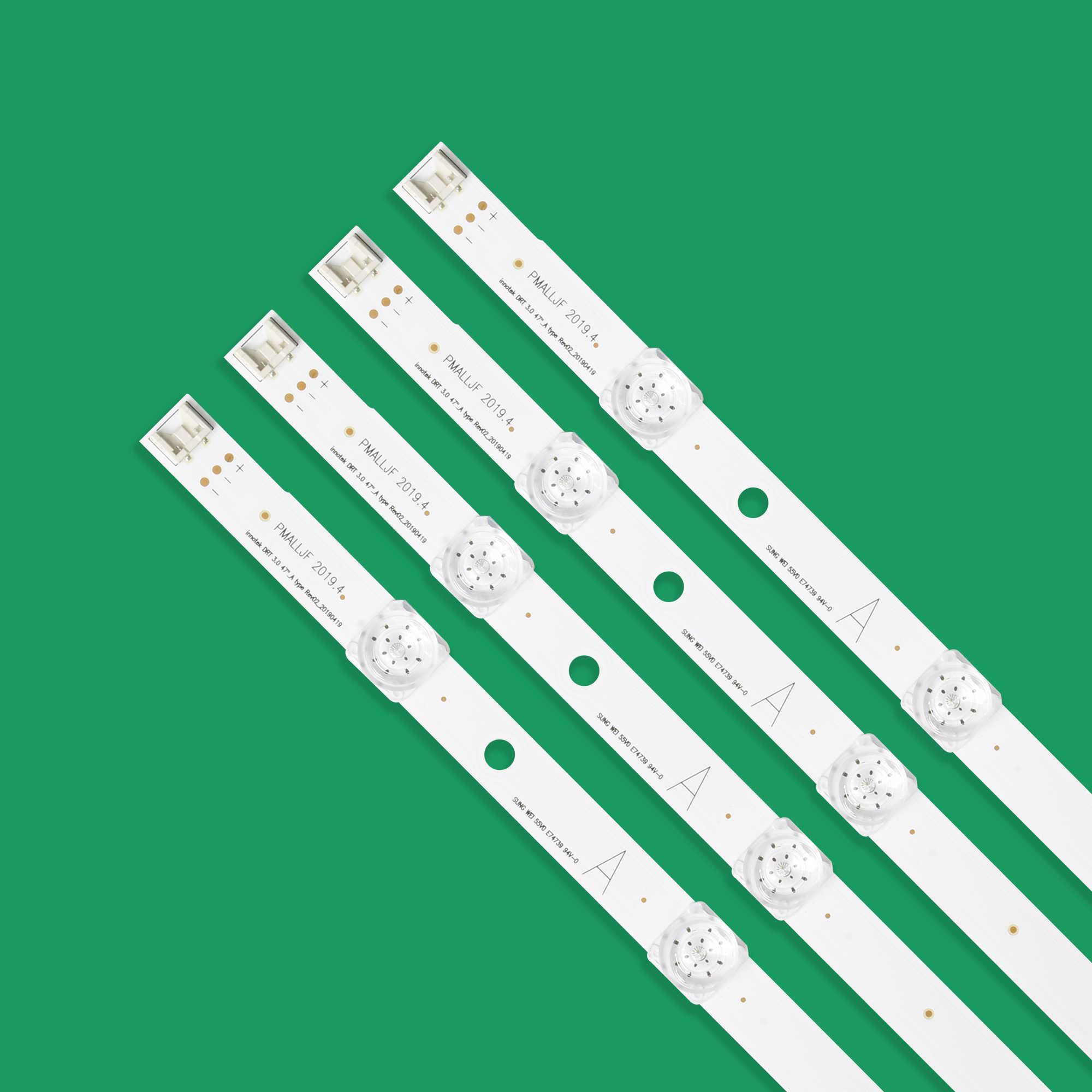 "LED Backlight strip Voor LG 47 ""TV innotek DRT 3.0 47"" 47LB6300 47GB6500 47LB652V 47lb650v LC470DUH 47LB5610 47LY330C"