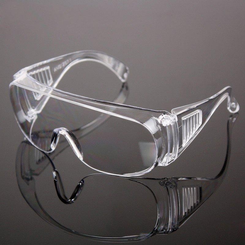 1pcs/lot  Transparent Medical Protective Glasses Medical Student Eyewear Anti-fog Goggles Glasses DB137
