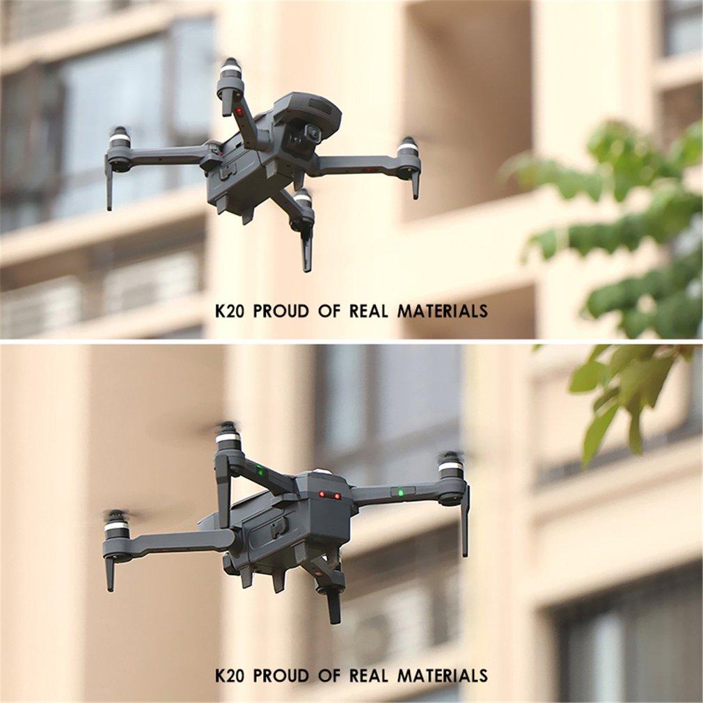 Neue Drone K20 Bürstenlosen Motor 5G GPS Drone Mit 4K HD Dual Kamera Professionelle Faltbare Quadcopter 1800M RC Abstand Spielzeug