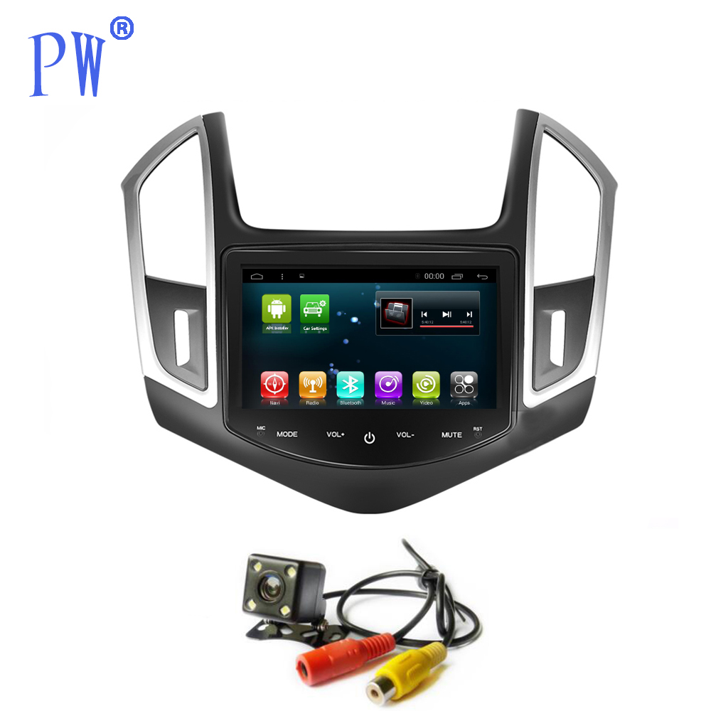 Android 8.1Car Radio GPS Player Navi for Chevrolet Cruze 2013 2014 2015 Multimedia Car Stereo Video no DVD Navigation Wifi|Vehicle GPS|   - title=