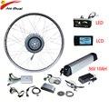 ЕС RU Duty free 36 В 350 Вт Ebike Комплект 36 В 10AH литиевая батарея комплект для переоборудования электрического велосипеда передний бесщеточный редук...