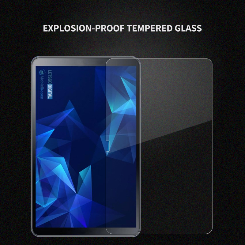 Screen Protector For Samsung Galaxy Tab A 10.1 2019 SM-T515/T510 Tempered Glass For Samsung Tab S5e S4 S3 S2 Screen Protect