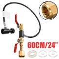 1pc ソーダストリーム SodaStream タンクシリンダー充填ステーションリフィル充電アダプタ 24