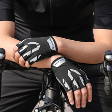 Bicycle-Gloves West-Biking Mittens Cycling Touch-Screen Anti-Slip Half-Finger Outdoor
