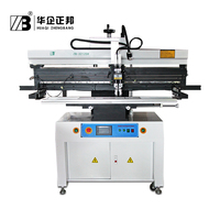 SMT Flat bed Screen Printing Machine Solder Paste Stencil Printing Machine|Soldering Stations|Tools -