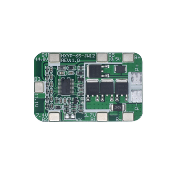 6S 15A/25A 24V 25.2V PCB BMS Protection Board For 6 Pack 18650 Li-ion Lithium Battery Cell Module New Arrival 3