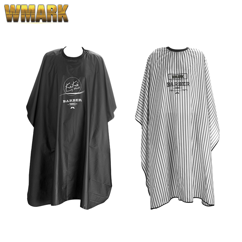 WMARK E66-CC003 & CC004 Pattern Cutting Hair Waterproof Cloth Salon Barber Cape Hairdressing Hairdresser Apron Haircut Capes
