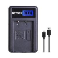 Display LCD USB Carregador de bateria para OLYMPUS BLS 1 BLS1 BLS-1 Bateria E-PL1 E400 E410 E420 E450 E620 E-P1E-P2