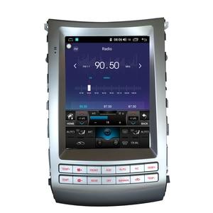 Image 5 - Tesla tarzı Android 8.0 için 9.7 inç araba radyo Fit HYUNDAI VERACRUZ Ix55 navigasyon Gps multimedya wifi interne