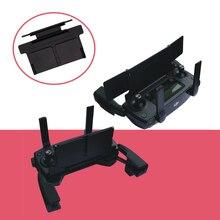 עבור DJI Mavic מיני 2 פרו אוויר ניצוץ Mavic 2 זום Drone 4.7 5.5 טלפון כיסוי אבזר מתכוונן שמש הוד מתקפל שמשיה