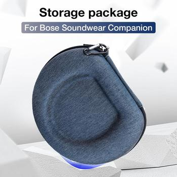 Storage Bag Shock-proof Anti-fall Case Earphone Accessories For BOSE SOUNDWEAR COMPANION фото