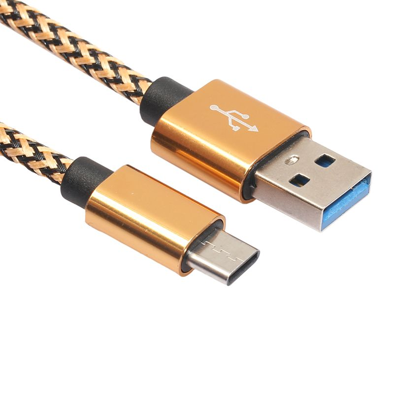 USB-C 3,1 Тип C штекер 3,0 тип A со штепселем, для передачи данных и подзарядки кабель быстрой зарядки