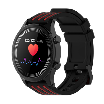 E5 Smart Watch men Women Life Waterproof Smartwatch Weather display Heart rate blood pressure blood health tracker Sports Watch