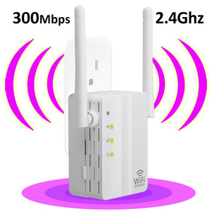 Draadloze wi-fi 802.11n 300mbps 2.4g firewall router thuis repeater extender repetidor booster voor xiaomi wi-fi wifi versterk