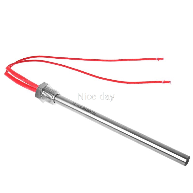 350W 220V Ignition Igniter Hot Rod Wood Pellet Stove 10*140/150/170mm M16*1.5  F16 20 Dropship